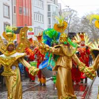 Sambakarneval: Der grosse Circus