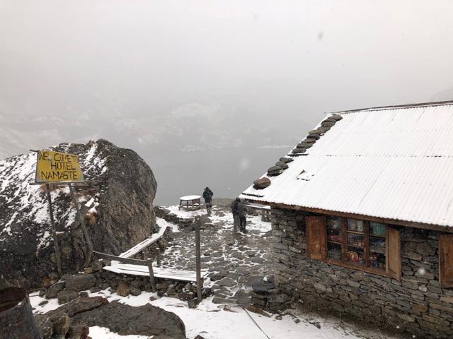 Nepal Trekking Gosainkund Seen
